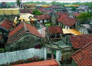 Ngôi làng cổ tuyệt đẹp cách Hà Nội 15km không thua gì với Đường Lâm.