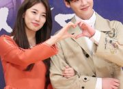 Suzy trở lại với tóc nữ thần, được hoàng tử truyện tranh Lee Jong Suk hộ tống