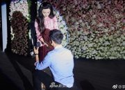 Trong ngày sinh nhật 36 tuổi, Phạm Băng Băng được Lý Thần Cầu hôn đến rơi nước mắt
