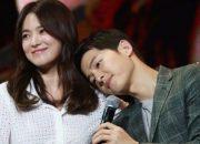 Song Joong Ki ngọt ngào nịnh vợ: 'Vì có cô ấy nên tôi là người hạnh phúc nhất'
