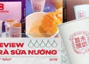 """[BARISTA SKILLS] Review TRÀ SỮA NƯỚNG – đồ uống đang GÂY """"BÃO"""" 2019 – Grilled Milk Tea Review"""