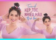 SITA HAIR | TREND 2019 KẸP TÓC NHƯ K-POP | CÙNG SITA LÀM ĐIỆU 🥰