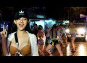 Tết Lào 2019: Bunpimay Gặp Hot Girl Lào Nóng Bỏng Nhảy Đẹp