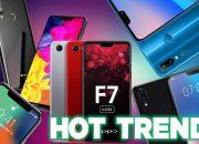 TOP điện thoại HOT TREND xu hướng màn hình tai thỏ Full-view đáng mua