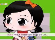 BupSenXanh net Kỹ Năng Sống Mầm Non Phần 4   Tập 2