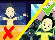 6 kỹ năng giúp trẻ thoát hiểm khi bị bỏ quên trên ô tô, xe buýt | Kỹ năng sống | ANTV