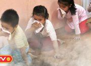 5 kỹ năng sống còn giúp trẻ thoát hiểm khi có cháy | Kỹ năng sống [số 123] | ANTV