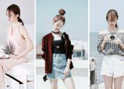 Hot girl số 1 Thái Lan tiết lộ chiêu diện đồ giấu nhẹm chiều cao 1m54