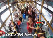 Rùng mình NGƯỜI ĐẸP ĐỨNG CẠNH BIẾN THÁI trên xe buýt | Kỹ năng sống 2019
