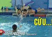 4 lưu ý sống còn khi trẻ em bơi ở bể bơi | Kỹ năng sống 2019