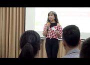 Thực hành kỹ năng thuyết trình tại Novaedu_Học viên Bùi Thị Thu Trang