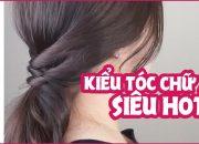 Kiểu tóc chữ X siêu hot trên mạng xã hội