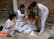 Choáng váng nữ sinh đánh hội đồng xé áo lột đồ bạn học | KNTH | ANTG