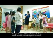 Khóa học kỹ năng sống cho trẻ tại Hà Nội