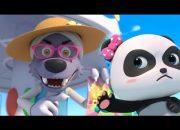 Cần làm gì khi có người lạ đến gần?? | Kỹ năng sống cùng Kiki&Miumiu | Nhạc thiếu nhi | BabyBus