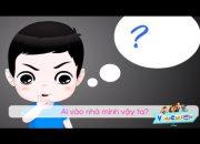Kỹ Năng Sống Mầm Non | Biết Kêu Cứu Chạy Khỏi Nơi Nguy Hiểm | Vina Cartoon