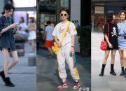 Street Style Thời trang đường phố của giới trẻ trung quốc (P5) | Street Style in China