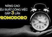 Quan ly thoi gian bang Pomodoro – kỹ năng mềm – Nâng hiệu suất công việc gấp 3 lần