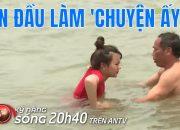 Tập bơi, chống đuối nước trên sông | Kỹ năng sống 2019