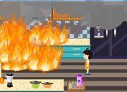 Kỹ năng sống cho bé – Dạy  bé cách thoát khỏi đám cháy an toàn