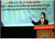 """Bài Giảng """"Vai Trò Của Kỹ Năng Mềm"""" – TS. Lê Thẩm Dương"""
