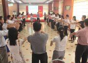 Kỹ năng giảng dạy kỹ năng mềm cho giảng viên các trường nghề tại Vĩnh Yên (p2)