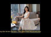 Tổng Hợp 1001 Mẫu Váy Đầm Hot Nhất Hiện Nay – P1