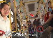 Móc túi trên xe buýt thử lòng người Hà Nội – Tập 1 | Kỹ năng sống 2019
