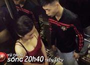 Nữ sinh chạm mặt yêu râu xanh trong thang máy, điều gì xảy ra? | Kỹ năng sống [số 58]