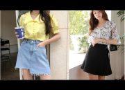 Phối Sơ Mi với Chân Váy Sao Cho Xinh – Xu Hướng Thời Trang Hot Trend | Style Hàn Quốc