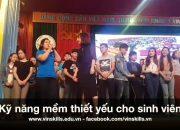 Sinh viên Việt Nam rèn kỹ năng mềm để thành công hơn trong cuộc sống/