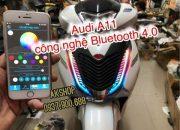 """Hot Trend """"Audi A11"""" công nghệ Bluetooth Vượt Mặt Hơn Hẳn các loại đèn khác trên Sh2019_ AKshop"""