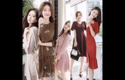 Thời Trang 2019 | Đầm Dự Tiệc Cưới Hot Nhất