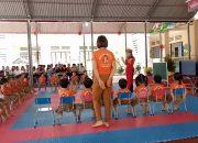 dạy trẻ kĩ năng chào hỏi lễ phép lịch sự trong giao tiếp p2