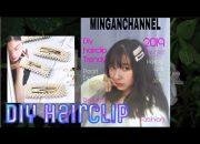 Diy #7 | Diy hair clips | Làm Kẹp Ngọc Trai Đơn Giản