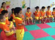 Tiết dạy mầm non – Giáo dục về giới tính cho trẻ mẫu giáo