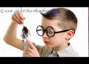 Kỹ năng cho bé: Cách phát hiện sớm tài năng ở trẻ