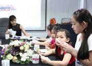 Khóa học hè MC nhí cho trẻ em tại Hà Nội – Trung