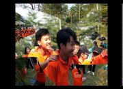 Chương trình dã ngoại kỹ năng sống sôi động – Khối 9 Trường THCS Lý Tự Trọng