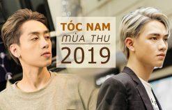 4 Xu Hướng Tóc Nam Đẹp Nhất Mùa Thu Đông 2019 – Tạm Quên Những Kiểu Tóc Ngắn