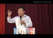 Thầy Nguyễn Thành Nhân – Tư Duy Tích Cực (full)