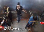 Khi trẻ em nghịch ngợm gây ra những sự cố trong thang máy | Kỹ năng sống 2019