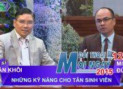 Kỹ năng cho tân sinh viên – Lê Văn Khôi | ĐTMN 120815