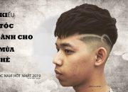 Hướng dẫn cắt tóc nam hiện đại – mid fade layer – Thành mán barber – mẫu tóc nam hót nhất 2019