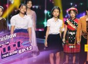 I Dreamed A Dream – Trâm Anh, Ánh Bùi, Ánh Nguyễn, Gia Hân | Tập 12 (#7) | Giọng Hát Việt Nhí 2019