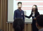 Thực hành kỹ năng thuyết trình tại Novaedu_ Học viên Dương Tất Thành