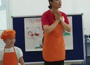 Một hoạt động giáo dục kỹ năng cho các bé 5 tuổi