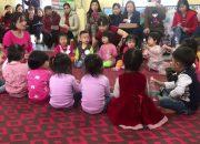 Tiết dạy cho trẻ 24-36 tháng tuổi