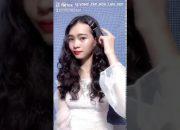 Kẹp tóc màu hàn quốc ,xu hướng 2019