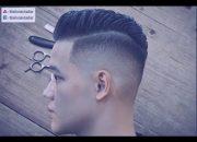 Mẫu tóc nam đẹp nhất 2018 / hướng dẫn cát tóc nam hiện đại / mid fade undercut /thành mán barber